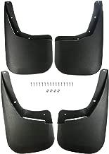 A-Premium Splash Guards Mud Flaps Mudflaps for Chevrolet Silverado1500 2007-2013 2500 HD 3500 HD 2007-2014 SingleRearWheelsonly 4-PC Set