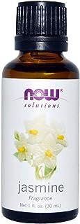 NOW Foods (ナウフーズ) エッセンシャルアロマオイル ソリューションジャスミン 30ml 【正規輸入品】