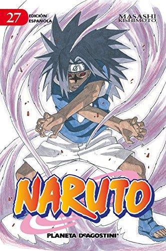 Naruto nº 27/72: Edición española (Manga Shonen)
