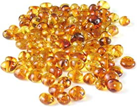 Best large amber beads Reviews