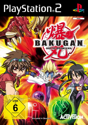 Bakugan: Battle Brawlers [Edizione : Germania]