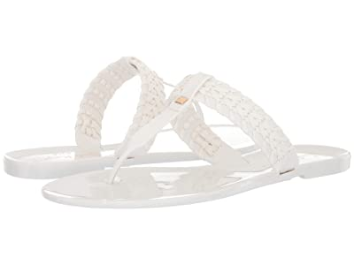Jack Rogers Tinsley Jelly (White) Women