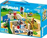 Playmobil - 4009 - Jeu de construction - Superset Clinique vétérinaire