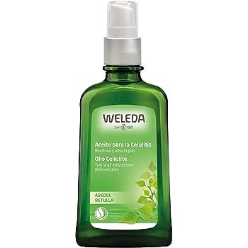 WELEDA Aceite de Abedul para la Celulitis (1x 100 ml): Amazon.es: Salud y cuidado personal