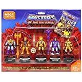 Mega Construx Masters of the Universe Battle for Eternia Collection