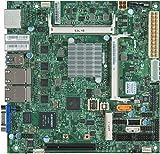 Supermicro Motherboard Mini ITX DDR3 1066 NA Motherboards X11SBA-F-O