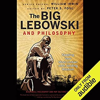 The Big Lebowski and Philosophy copertina