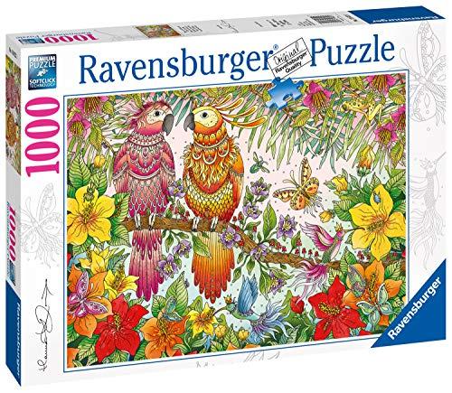 Ravensburger Puzzle 19822 - Tropische Stimmung - 1000 Teile