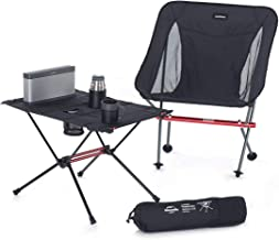 Naturehike Portable Camping Chair& Camping Table