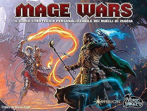 Arcane Merveilles AWG 1010Mage Wars Jeu de société - version anglaise