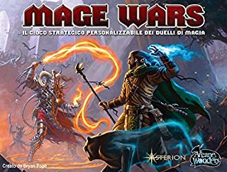 Arcane Wonders 1010 - Mage Wars Core Set (B007EZM85O) | Amazon price tracker / tracking, Amazon price history charts, Amazon price watches, Amazon price drop alerts