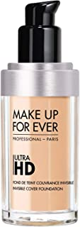 MAKE UP FOR EVER Ultra HD Invisible Cover Foundation 115 = R230 - Ivory