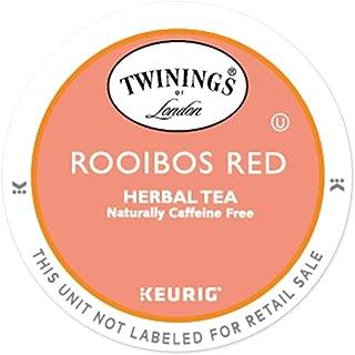 Twinings Keurig African Rooibos Red Tea K-Cups-24 Count