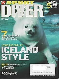 Sport Diver Magazine, August 2005 (Vol 13, No 7)