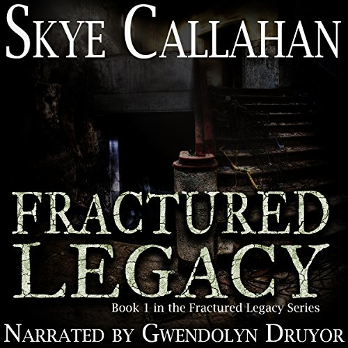 Fractured Legacy audiobook cover art