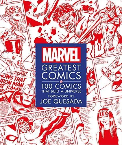 Marvel Greatest Comics 100 Comics that Built a Universe product image