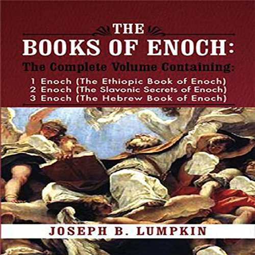 The Books of Enoch audiobook cover art