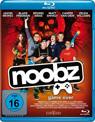 Noobz - Game Over [Blu-ray]