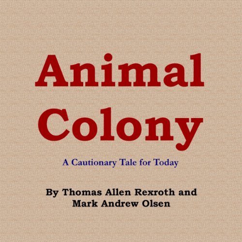 Animal Colony audiobook cover art