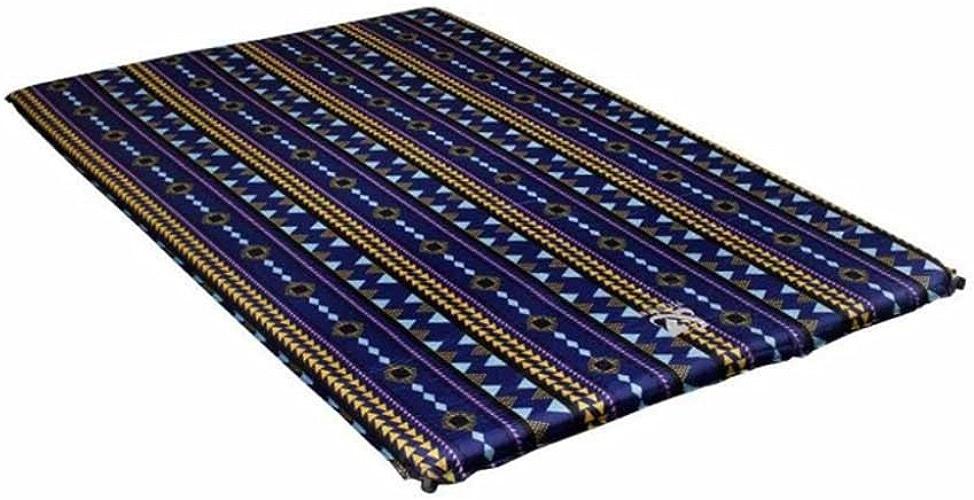 Kaxima Tapis Pad extérieur Tente imperméable éponge Gonflable National Vent Plage Mat 190  65cm