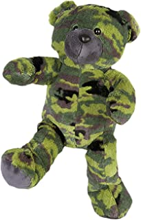 Cuddly Soft 16 inch Stuffed Camo Teddy Bear - We Stuff 'em...You Love 'em!