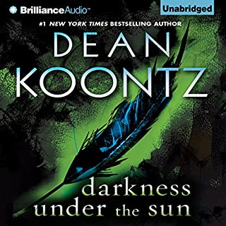 Darkness Under the Sun audiobook cover art