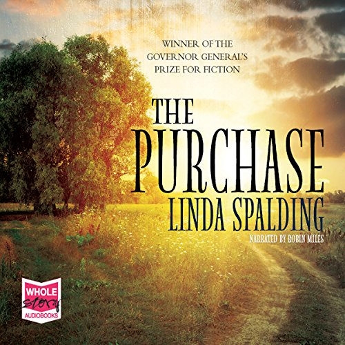 The Purchase audiobook cover art