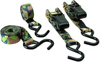 HME Products Camo Ratchet Strap- 4pk