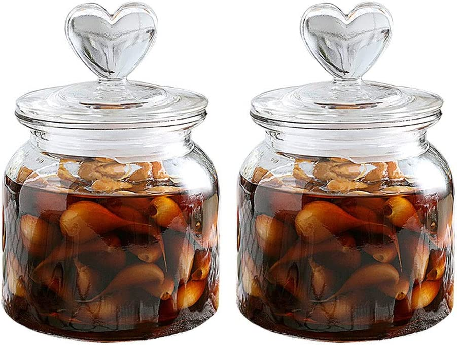 Food Storage Jars Glass Jar Airtight Lid New York Mall with Industry No. 1 Cont