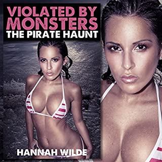 Violated by Monsters: The Pirate Haunt audiobook cover art