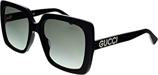 GG0418S Square Women's Sunglasses, 54mm