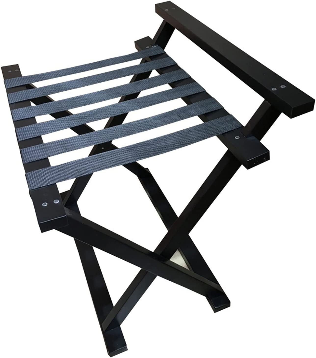 ZXFF Minneapolis Mall Compact Wooden Folding Luggage 5 N Rack Holder with Special price