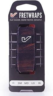 Gruv Gear FretWraps Wood 'Walnut' String Muter 1-Pack...