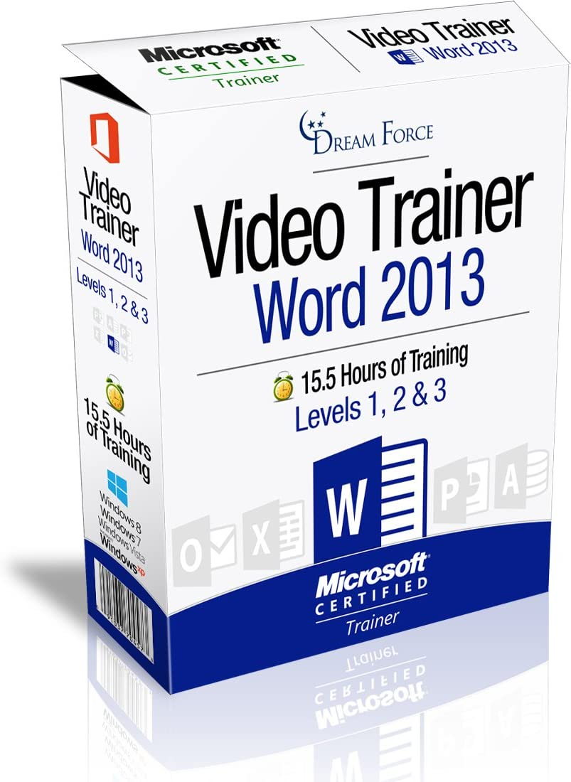 Word 2013 Training Videos - of 15.5 Sales results No. 1 by Elegant Hours training