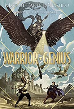 Warrior Genius by Michael DiMartino science fiction and fantasy book and audiobook reviews