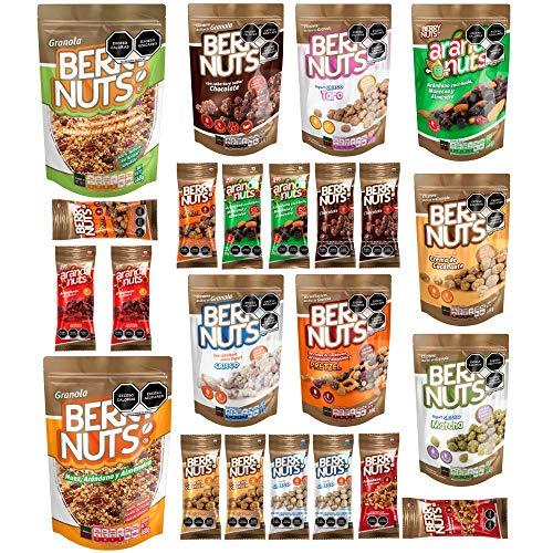 Berry Nuts KIT 101… Un poco de casi todos nuestros productos.