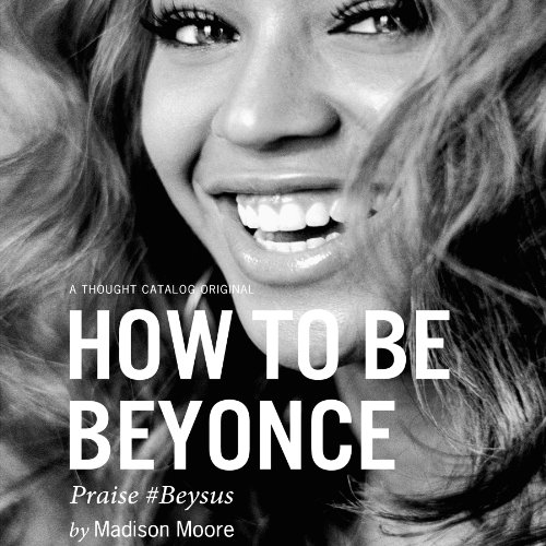 How to Be Beyoncé audiobook cover art