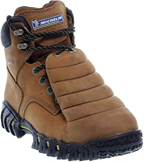 MICHELINXPX761 Work Boots, 11, Medium, Drilex(R), Brown, PR