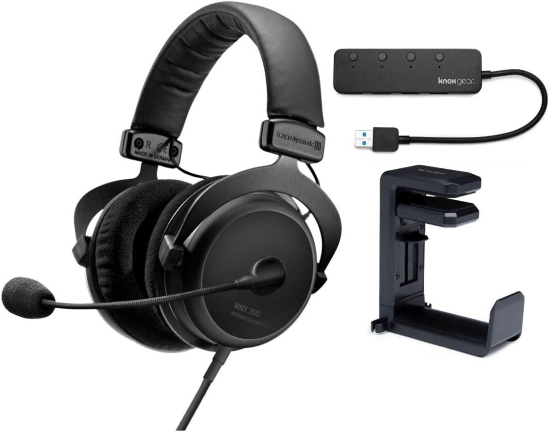 Beyerdynamic MMX 300 Ranking TOP17 2nd Generation Headset Bundl Gaming At the price Premium