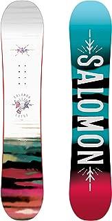 Best salomon womens snowboard Reviews