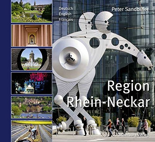 Region Rhein-Neckar: Deutsch – English – Français
