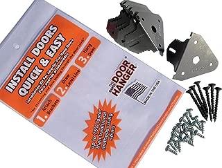 The Quick Door Hanger (Single Bag), Complete Hassle-Free Door Installation Kit