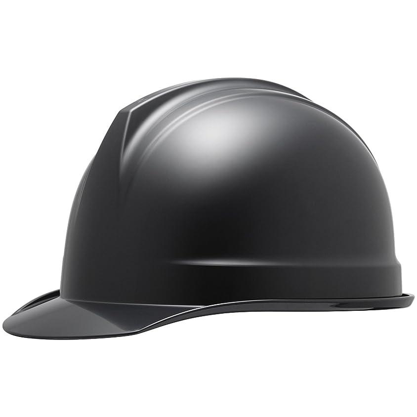 著名なトロイの木馬ベンチャーミドリ安全 ヘルメット バイザー型 一般作業用 電気作業用 SC1BN RA KPなし ブラック