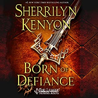 Born of Defiance audiobook cover art