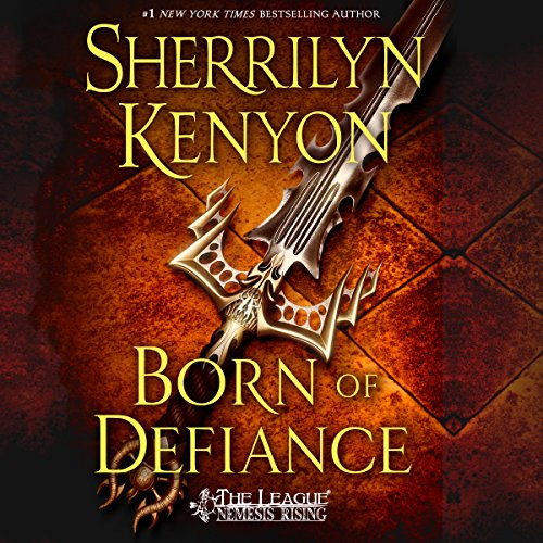 Born of Defiance cover art