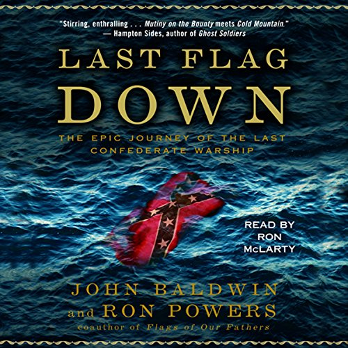 Last Flag Down audiobook cover art