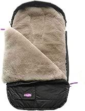 sheepskin bunting bag