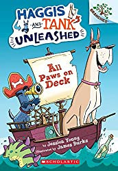 All Paws on Deck is a good book for a third grade reading list