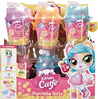 Kitten Catfé Purrista Girls Doll Figures