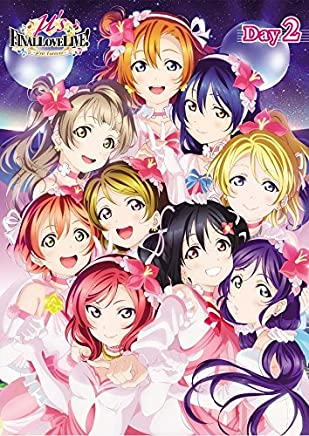 ラブライブ! μ's Final LoveLive! 〜μ'sic Forever♪♪♪♪♪♪♪♪♪〜  DVD Day2